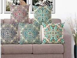 Pillowcase Bohemian Style Cushion Cover