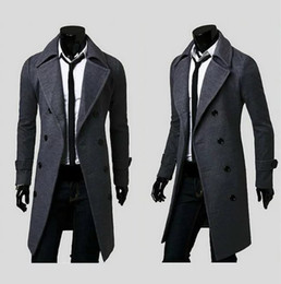 Mens Wool Overcoat Lapel Online | Mens Wool Overcoat Lapel for Sale
