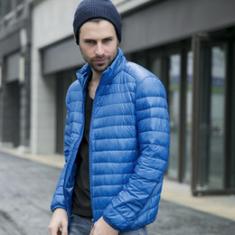 Discount Mens Thin Black Down Jacket | 2017 Mens Thin Black Down