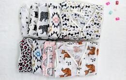 Bebê Ins sacos de dormir de gavetas de gaze sem mangas macacãozinho Pajamas Batman Dormir Sack criança veste pijama Swaddling roupa do bebê