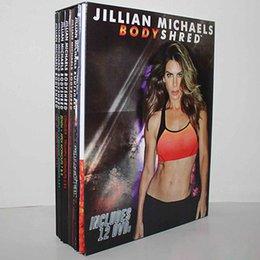 Джиллиан Майклс BODYSHRED разминка DVD Базовый комплект BONUS DVD 12DVD ВКЛЮЧЕНЫ Фитнес тренировки VS Cize тренировки DVD