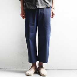 Discount Wide Leg Pants For Men | 2017 Wide Leg Pants For Men on ...