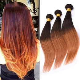 2017 ombre human hair wave ombre weave 100 natural human hair straight human hair weaves malaysian hair bundles human hair kinky straight weave ombre hair extensions discount ombre human hair wave