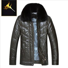 Discount Mens Leather Flight Jackets | 2017 Mens Leather Flight