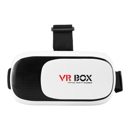 Виртуальная реальность 3D VR очки Google Картонная 3D VR BOX Регулируемая для 3,5