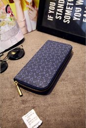 royal blue purse clutch