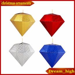 Diamond Christmas Ornaments Festival Decorative