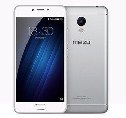 "2017 chinese phone screens Meizu M3S Mini 4G LTE Unlocked Cell Phone MTK6750 Octa Core 5.0"" 3GB 32GB 13MP 3020mAh Fingerprint"