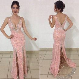 Mermaid Glitter Prom Dresses Online | Silver Glitter Mermaid Prom ...