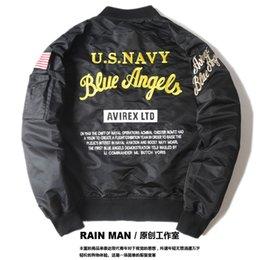 Navy Blue Bomber Jacket Online | Navy Blue Bomber Jacket for Sale