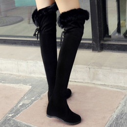 Thigh High Wedge Boots For Women Suppliers | Best Thigh High Wedge ...