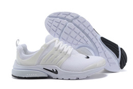 online shopping New Arrival AIR PRESTO BR QS Breathe Black White Duralon Women Men Fashion Sports Athletic Walking Sneakers Free Run Running Shoes