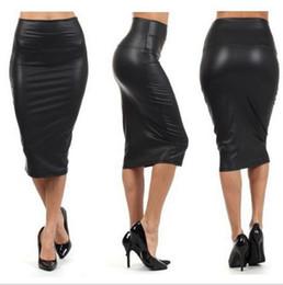 Discount Mermaid Leather Skirts | 2017 Mermaid Leather Skirts on ...