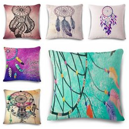 Bohemian Throw Pillow Case Trendy