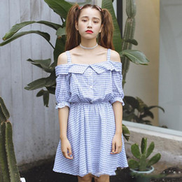 Cute Korean Casual Summer Dress Online | Cute Korean Casual Summer ...