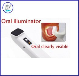 Wholesale 2016 Dentistry equipment light illuminator unlimited Oral Dental Materials and Equipment oral lamp light