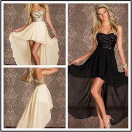 Discount Strapless Wedding Dresses Night Party | 2017 Strapless ...