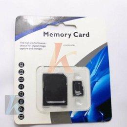 128GB Класс 10 Micro TF карты памяти SD с SD мини ПОДАРОК адаптер розничного пакета флэш-памяти SD карты SDHC свободный корабль DHL