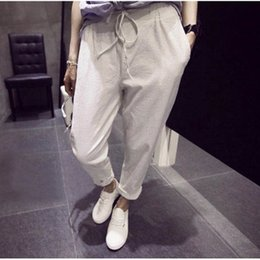 Discount Plus Size Womens Linen Pants | 2016 Plus Size Womens ...