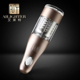 Wholesale Rotary Telescopic Male Masturbators Pussy Ass Stroker Massager Sex Toy Vagina Sex Products Masturbator Cheap product outsourcing