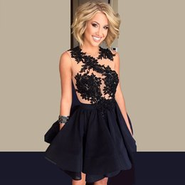 Discount Jewel Homecoming Dresses | 2017 Jewel Short Homecoming ...