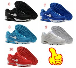 2016 Shoes Run Air Max 2016 Max 90 TPU Woen's Running Shoes Air Maxs 90 Hyperfuse Mens Sneakers Athletic & Outdoor Shoes size 36-40 Shoes Run Air Max deals