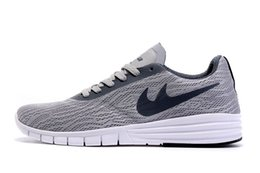 Discount shoes run air max Wholesale Women & Men Air Mesh SB Paul 9 Running Casual Shoes Barefoot Trainers Max Rodriguez 9 Jogging Sneakers Zapatos Size 36-44 Eur