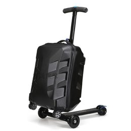 Discount Travel Luggage Scooter | 2017 Travel Luggage Scooter on ...