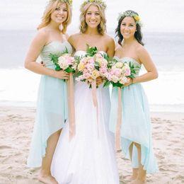 Discount Junior Bridesmaid Dresses For Beach Wedding - 2017 Junior ...