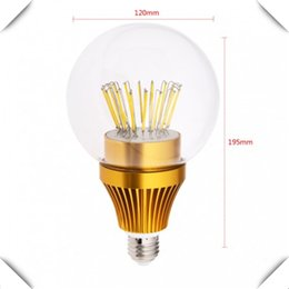 Light Bulb Industry: Industry 18W LED Bulb Day White 6000K Replacement Large E27 Screw Base  AC85~265V 110V 220V 360 Degree Flood Light LED light,Lighting