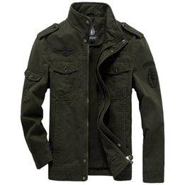 Discount Vintage Military Bomber Jacket | 2017 Vintage Military ...