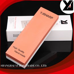 Yijian dupla face sharpening pedra 3000 8000 Grit Com melhor fornecedor da china whetstone para samurai espada