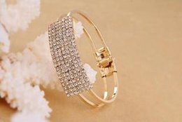 Wholesale Top fashion Bride jewelry KAAA grade zircon all CZ Diamond Bracelet Fashion all row Diamond Bracelet All over the sky star Diamond
