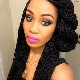 Surprising Discount Micro Braids Wigs 2017 Micro Braids Lace Front Wigs On Hairstyles For Men Maxibearus