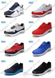 2016 Shoes Run Air Max Wholesale 2016 Max Zero QS 87 Running Shoes For Men New Color High Quality Brands Air Cushion Trainers Mens Sports Shoes Free Shipping
