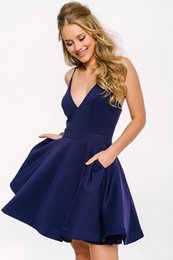 Discount Homecoming Dresses Pockets | 2017 Homecoming Dresses ...