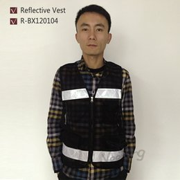 Wholesale Hot Selling High Visibility Reflective Vest