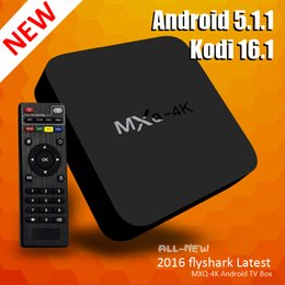 2017 4k streaming MXQ 4K TV Box Kodi Rooted RK3229 Quad Core Android 5.1 Lollipop OS Internet TV Boxes 1G 8G H.265 Full HD 1080P Streaming Media Player HDMI