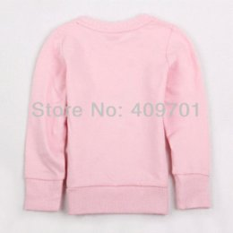 Wholesale new fashion baby clothing Nova pieces girls long sleeve t shirts with butterflies printing F2932