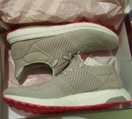 2016 Shoes Run Air Max Ultra Boost uncaged solebox consortium ds Summer RUNNING Men Women shoes size euro 36-44 In Hand Ready free shipping