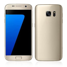 Téléphone s7 s7 téléphone Android 6.0 téléphone portable 64bit Afficher MTK6592 Octa Core 3gb RAM 64gb rom WIFI Faux 4g lte double Sim dhl