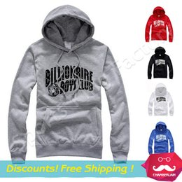 Wholesale Billionaire Boys Club hoodies fleece New BBC icecream men and women hip hop roller skateboards hoody casual sweatshirts