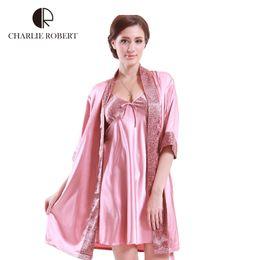 Discount Girl Silk Pink Nightgown | 2017 Girl Silk Pink Nightgown ...