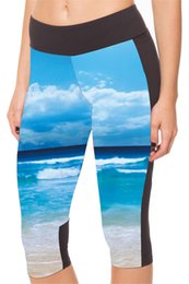 Discount Tight Capri Workout Pants | 2017 Tight Capri Workout ...