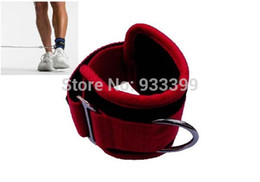 Wholesale Foaming Ankle straps resistance bands exercise crossfit Training