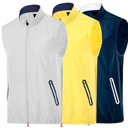 El chaleco sin mangas a estrenar 6 del golf del desgaste del golf del TIT de moda colorea el tamaño de S-XXL en opción para el chaleco del golf El envío libre