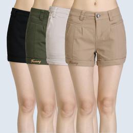 Discount Girls Khaki Short Pants | 2017 Girls Khaki Short Pants on ...
