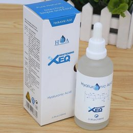 Wholesale XEQ Hyaluronic Acid Serum Pure Hyaluronic Acid Serum with Vitamin Natural Ingredients Rose Premium Anti Aging for Lasting Results