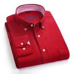 Wholesale Men dress shirt Men s Casual Long Sleeve Business Formal Shirt camisa social masculina french cuff shirts silk shirts for men
