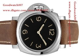 mens left handed watches online mens left handed watches for men s wristwatch original box papers high quality 1950 left handed 3 days black dial mens watch pa00557 automatic mechanical
